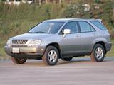 Images of Lexus RX 300 2000–03
