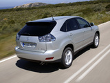 Images of Lexus RX 300 EU-spec 2003–06