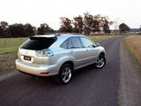Images of Lexus RX 400h AU-spec 2005–09