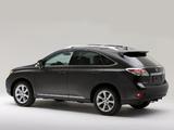 Images of Lexus RX 350 2009–12