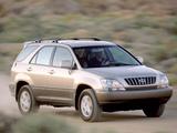 Lexus RX 300 2000–03 photos