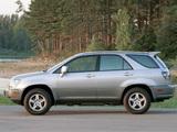 Lexus RX 300 2000–03 pictures