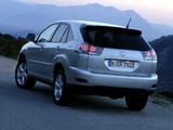 Lexus RX 300 EU-spec 2003–06 images