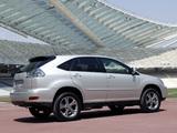 Lexus RX 400h EU-spec 2005–09 images
