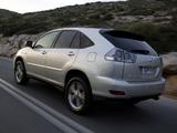 Lexus RX 400h EU-spec 2005–09 photos