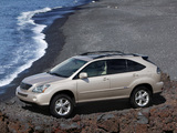 Lexus RX 400h 2005–09 photos