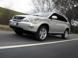 Lexus RX 350 EU-spec 2006–09 wallpapers