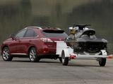 Lexus RX 350 2009–12 images