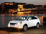 Lexus RX 450h 2009 pictures