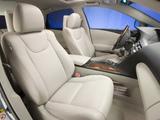 Lexus RX 350 2009–12 wallpapers