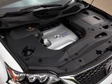 Lexus RX 450h F-Sport UK-spec 2012 wallpapers