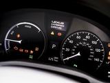 Lexus RX 450h F-Sport UK-spec (AL10) 2012–15 wallpapers