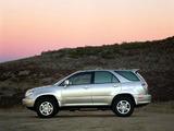 Photos of Lexus RX 300 Silversport 2001