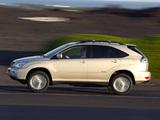 Photos of Lexus RX 400h 2005–09