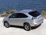 Photos of Lexus RX 400h EU-spec 2005–09