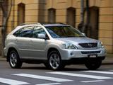 Photos of Lexus RX 400h AU-spec 2005–09