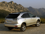 Photos of Lexus RX 400h EU-spec 2005–09