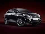Photos of Lexus RX 450h F-Sport EU-spec 2012