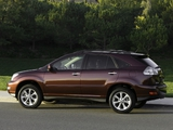 Pictures of Lexus RX 350 2006–09