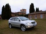 Pictures of Lexus RX 350 EU-spec 2006–09