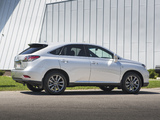 Pictures of Lexus RX 350 F-Sport 2012