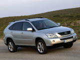 Lexus RX 400h EU-spec 2005–09 wallpapers