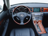 Images of Lexus SC 430 EU-spec 2001–05