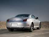Images of Lexus SC 430 2006–10