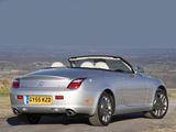 Images of Lexus SC 430 UK-spec 2006–10