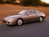 Lexus SC 400 1997–2001 pictures