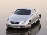 Lexus SC 430 2006–10 images