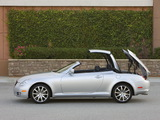 Lexus SC 430 2006–10 photos