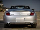 Lexus SC 430 2006–10 pictures