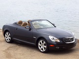 Lexus SC 430 Pebble Beach Edition 2007 photos