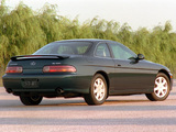 Photos of Lexus SC 400 1997–2001