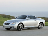 Photos of Lexus SC 430 Pebble Beach Edition 2008