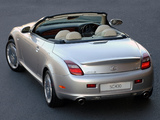 Photos of Lexus SC 430 ZA-spec 2008–10