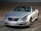 Pictures of Lexus SC 430 2006–10