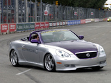 Lexus SC 430 Pace Car 2002 wallpapers