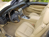 Lexus SC 430 2006–10 wallpapers
