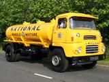 Leyland Super Comet 4x2 Tanker 1959–66 images
