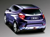 Honda Li Nian Concept 2008 wallpapers