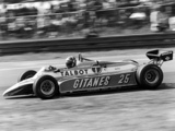 Ligier JS17B 1982 photos