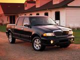 Lincoln Blackwood 2001–02 photos