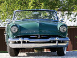 Images of Lincoln Capri Special Custom Convertible (76A) 1953