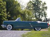 Lincoln Capri Special Custom Convertible (76A) 1953 images
