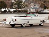 Photos of Lincoln Capri Special Custom Convertible (76A) 1954