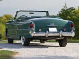 Lincoln Capri Special Custom Convertible (76A) 1953 wallpapers