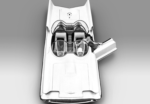 Images Of Lincoln Futura Concept Car 1955