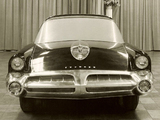 Images of Lincoln Typhoon Concept Car 1957